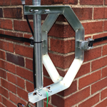 "14"" Stack Strap Chimney Mount"